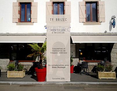 Ty Brizec - Achitecture d'interieur