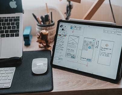 Gym App UI/UX Design