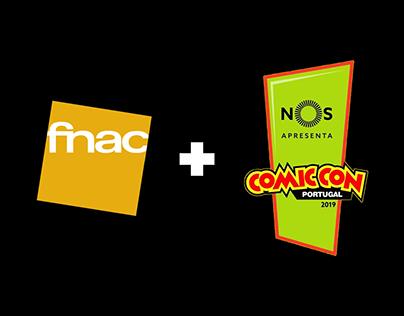 FNAC x Comic Con Portugal 2019