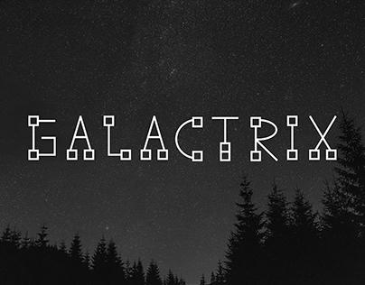 Galactrix Font