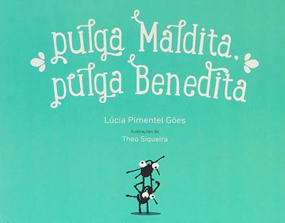 Pulga Maldita, pulga Benedita | Book