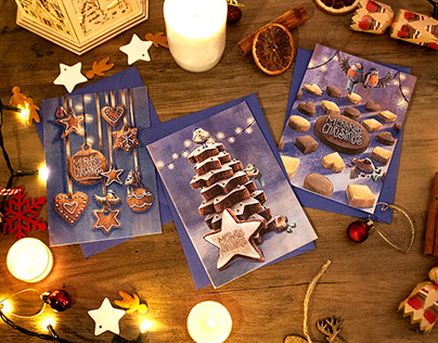 Christmas cards - Etsy Shop