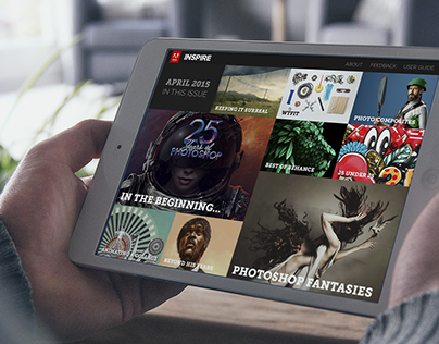 Adobe Inspire Magazine