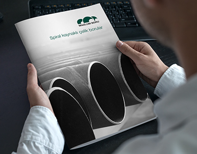 Mazlum Spiral Welded Steel Pipes Catalog Design