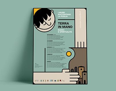 Terra in mano | illustration