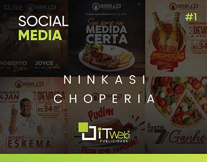 Social Media   Ninkasi Restaurante #1