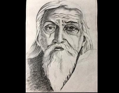 handwork :pencil sketch series