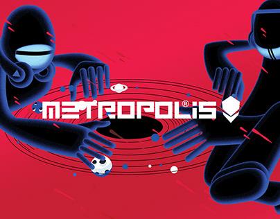 METROPOLIS posters 2018