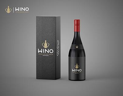 Logo Design - WINO
