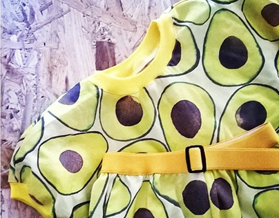 FRUITS - textiles for children