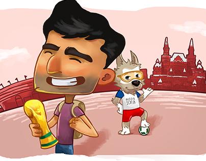 Guia de sobrevivência copa do mundo 2018