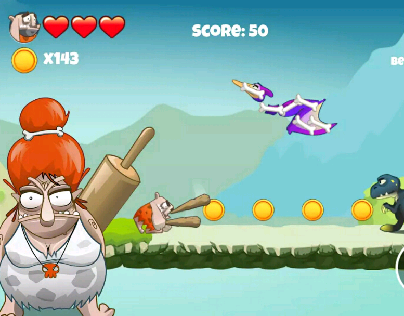 Stone Aged Mobile Game