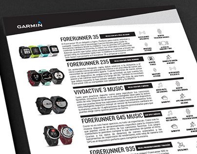 Garmin Brochure | Folleto Garmin