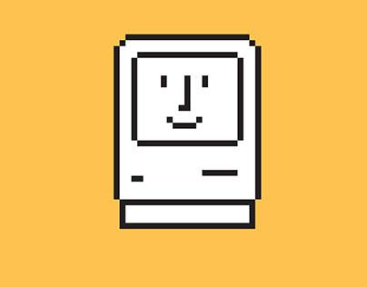 Macintosh icons