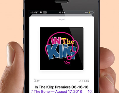 In the Kliq Podcast Branding