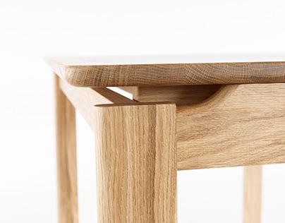 Marzana Table for Abana Bilbao