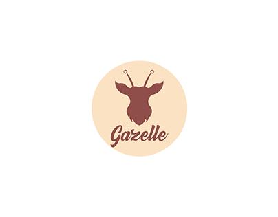 Gazelle Crochet LOGO