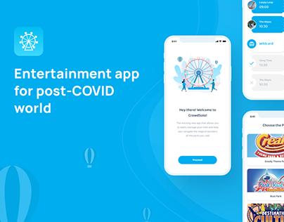CrowdSolo React Native app