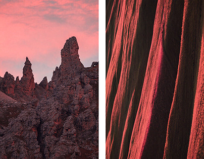 The Coral Mountains Series