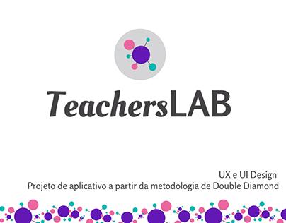 UX e UI Design - Rede Social TeachersLAB
