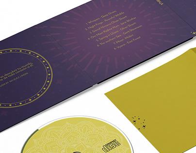 Camino a Shambala - CD Packaging Design