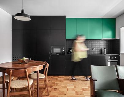 Morro Apartment/ Hinterland Architecture Studio