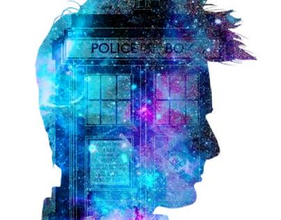 10th doctor galaxy blue
