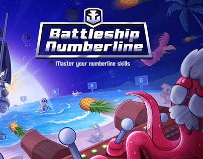 Battleship Numberline