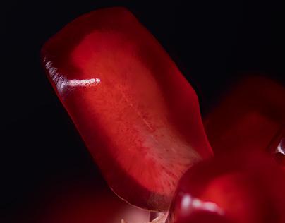 Photo Series: Food / Case 01: Pomegranate