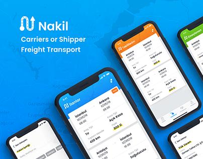 Nakil - Freight App