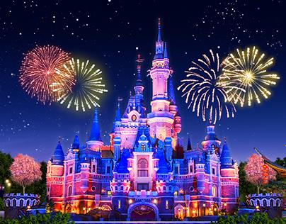 Parks & Resorts Vignettes | Disney
