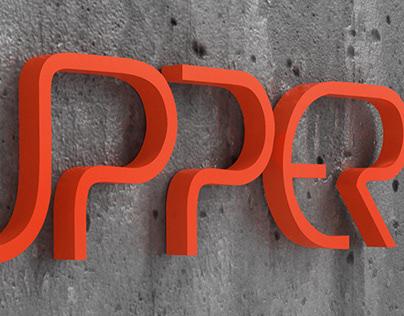UPPER | Brand Identity