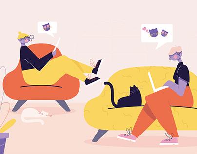 Open Cat Space