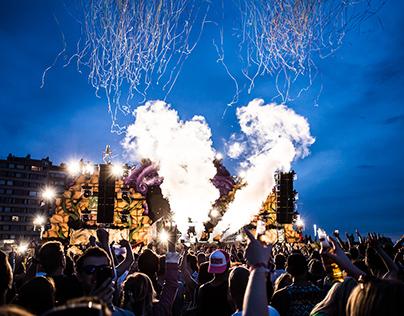 OstendBeach Festival 2016