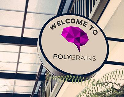 Polybrains |Brand Identity