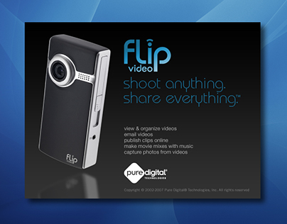 Pure Digital – Flip Video Camera Editing Software