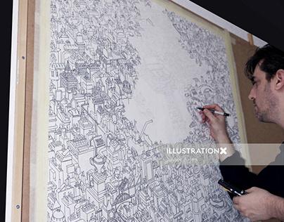 Javier Arres - Illustrations & Animations