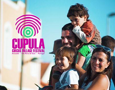 CUPULA Circus Village Festival — Diários