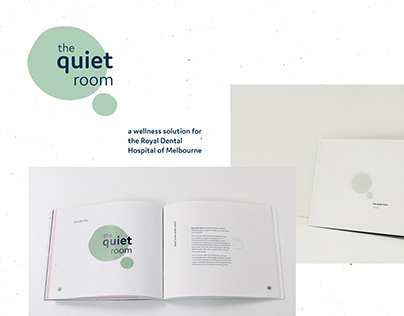 The Quiet Room UX publication
