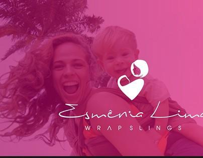 Esmênia Lima Visual Identity