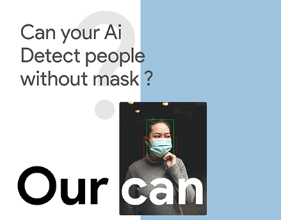 Can your AI Detect People withoutmask?