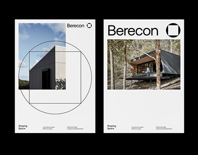 Berecon Construction — Brand Identity