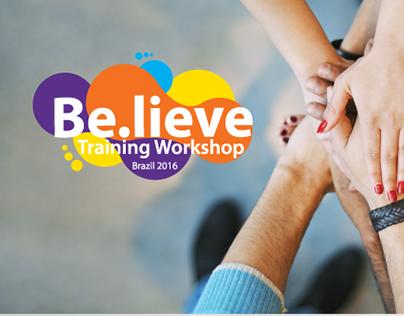 Be.lieve Training Workshop - Global Study