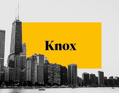 Knox | Branding & User Interface