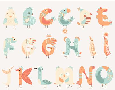 Typography design for Youko Studio