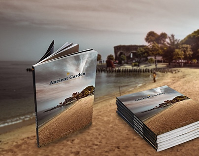 Photobook | Ancient Garden, Photo preview & synopsys