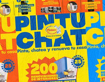 PINTUCHAT de PINTUCO