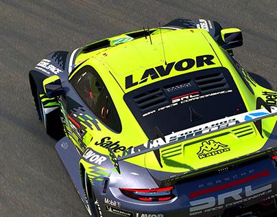 SRC Squadra Corse Liveries - Porsche Cup & 997 RSR GTE