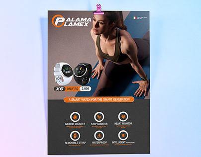 Posters & Standee Design - Palama Lamex