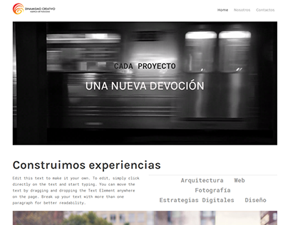 Web Design and Front End